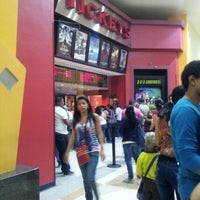 Photo taken at Cines Unidos by Rodolfo R. on 7/28/2012
