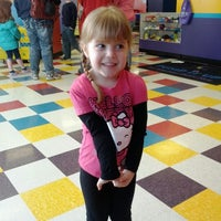 Photo taken at Pump It Up by Ashley L. on 2/18/2012