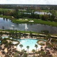 Photo prise au Hilton Orlando Bonnet Creek par stephen h. le3/13/2012