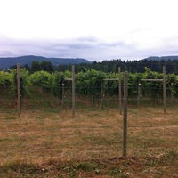 Photo taken at Unsworth Vineyards by Will R. on 8/19/2012
