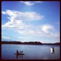 Photo taken at Getryggen by Fredrik H. on 7/31/2012