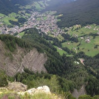 Photo taken at Val D'Anna - Tal by Riccardo on 7/15/2012