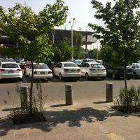 Photo taken at Estacionamiento by Miguel G. on 4/10/2012