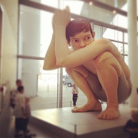 Photo taken at ARoS Aarhus Kunstmuseum by Marcus H. on 7/31/2012
