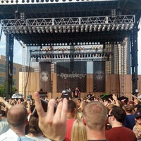Photo taken at 80/35 Music Festival by Brian J. on 7/7/2012