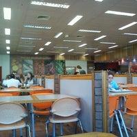 Photo taken at Restaurante Sesc Bertioga by Wagner T. on 8/12/2012