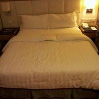 Photo taken at Crown Garden Hotel by Lim N. on 4/11/2012