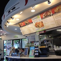 Photo taken at Baja Fresh Mexican Grill by Kathy B. on 5/1/2012