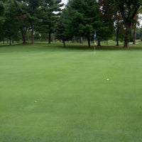 Photo taken at Bridgeview Golf Course by Jonathan W. on 9/3/2012