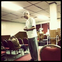 Photo taken at The New Hope Baptist Church by Shawn B. on 5/23/2012