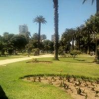 Photo taken at Plaza Colombia by Ñeñe Ñ. on 3/18/2012