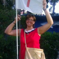 Photo taken at Minigolf Las Fuentes by Andrea A. on 7/20/2012