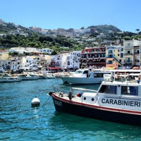 Foto scattata a Capri Tiberio Palace da Freddy il 7/19/2012