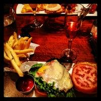Photo taken at Thunder Burger & Bar by Aaron B. on 3/17/2012