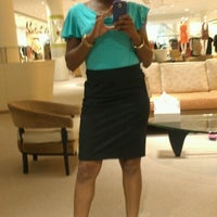 Photo taken at Barneys New York by Quia Q. on 6/14/2012