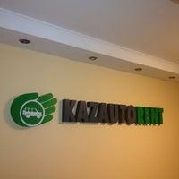 Photo taken at Kazautorent Almaty by Мурат on 9/13/2012