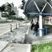 Photo taken at Bus Stop 77029 (Blk 571) by Azhary M. on 6/19/2012