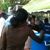 Photo taken at Hajia Special Waakye by Gee M. on 5/2/2012