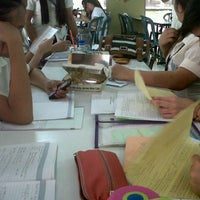 Photo taken at Southville International School and Colleges by Beatrice Nicole G. on 7/24/2012