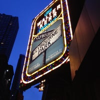 Photo taken at The Walter Kerr Theatre by David L. on 4/15/2012