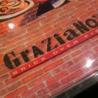 Photo taken at Graziano's Brick Oven Pizza by Michael L. on 2/11/2012