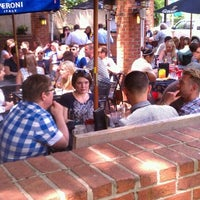 Photo taken at The Nook on Piedmont Park by PJ W. on 4/15/2012