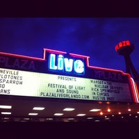Photo taken at The Plaza Live by Oscar S. Bowen on 4/15/2012