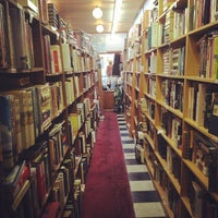 Photo taken at Bookman Rare & Used Books by Jase H. on 7/28/2012