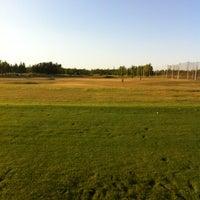 Photo taken at Club de Golf Métropolitain Anjou by Bandith N. on 7/10/2012