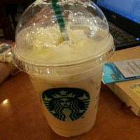 Photo taken at Starbucks by Tae P. on 4/16/2012