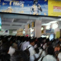 Photo taken at Palakkad Junction (Railway Station) by Anoop M. on 6/10/2012