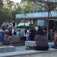 Photo taken at Café Literario Bustamante by Lígia F. on 2/25/2012
