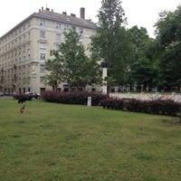 Das Foto wurde bei Olimpia park von Domán N. am 6/10/2012 aufgenommen