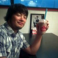 Photo taken at Freddy's Frozen Custard & Steakburgers by Eric R. on 6/14/2012