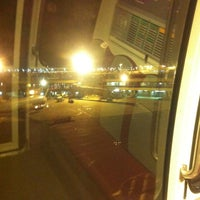 Das Foto wurde bei Newark AirTrain - Terminal A von Larry J. am 5/14/2012 aufgenommen