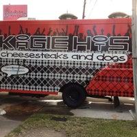 Photo taken at Koagie Hots by Tureshi on 7/27/2012