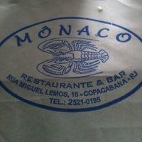 Photo taken at Princípe de Mônaco Bar e Restaurante by Ana V. on 3/10/2012