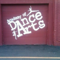Photo taken at Academy of Dance Arts by Paige on 3/7/2012