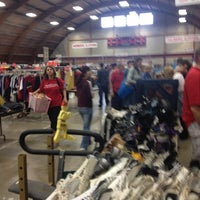 Photo taken at Minnehaha Academy Ice Arena by Dennis R. on 9/7/2012