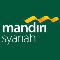 Photo taken at Syariah Mandiri by Rooy S. on 5/11/2012