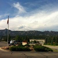 Photo taken at Rocky Mountain Park Inn by Mario J. on 8/10/2012