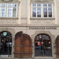 Photo taken at Starbucks by Jett YJ H. on 3/2/2012