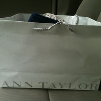 Photo taken at Ann Taylor by Sandra D. on 6/3/2012