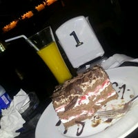 Photo taken at Mayorka cafe by Mohammed A. on 8/23/2012