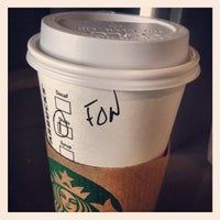 Photo taken at Starbucks by Vaughan D. on 8/30/2012