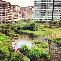 Photo taken at Bishan - Ang Mo Kio Park by Patricia T. on 6/20/2012