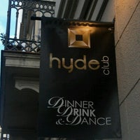 Photo taken at Hyde Club by Lola C. on 7/3/2012