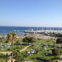 Photo taken at St Raphael  Resort by Chris F. on 7/16/2012