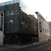 Foto scattata a MACRO - Museo d'Arte Contemporanea Roma da Francesco V. il 4/11/2012