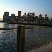 3/18/2012에 Jeanette C.님이 Brooklyn Bridge Park - Pier 6에서 찍은 사진
